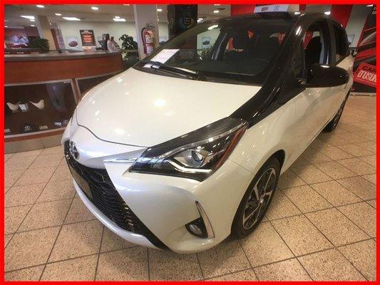 2018 Toyota Yaris SE