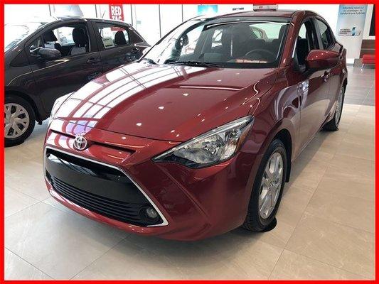 2018 Toyota Yaris Premium
