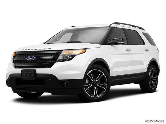2013 ford explorer sport review walkaround exhaust test autos weblog. Black Bedroom Furniture Sets. Home Design Ideas