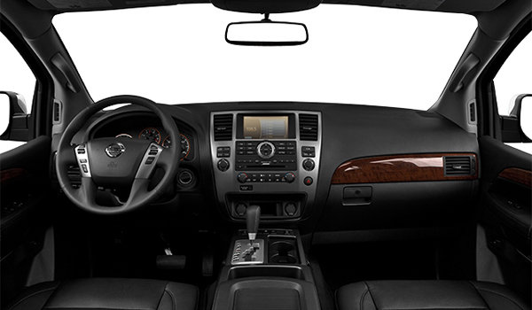 New 2015 nissan armada platinum for sale morrey auto - 2015 nissan armada platinum interior ...