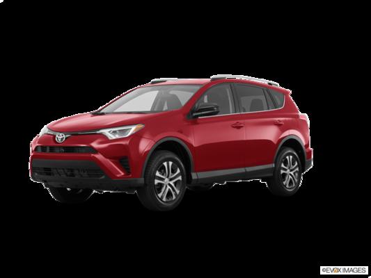 2017 Toyota RAV4 -