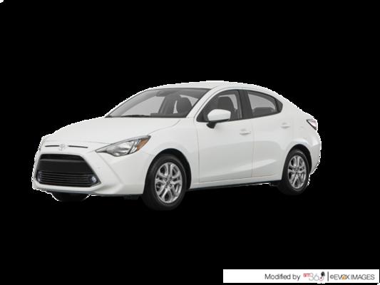 2017 Toyota Yaris Premium