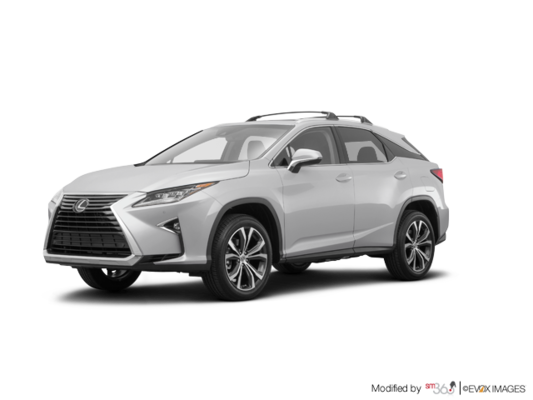 2019 Lexus RX 350L Luxury