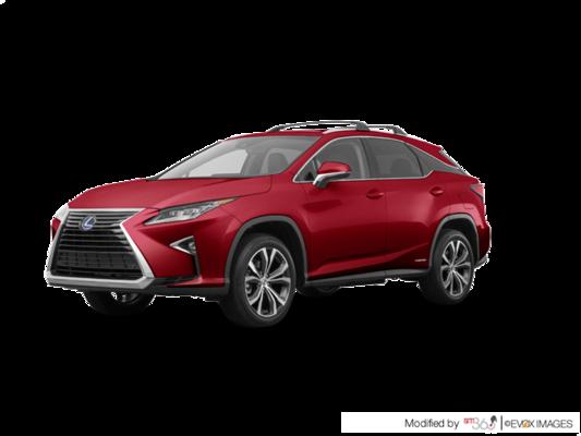 2019 Lexus RX 450h -