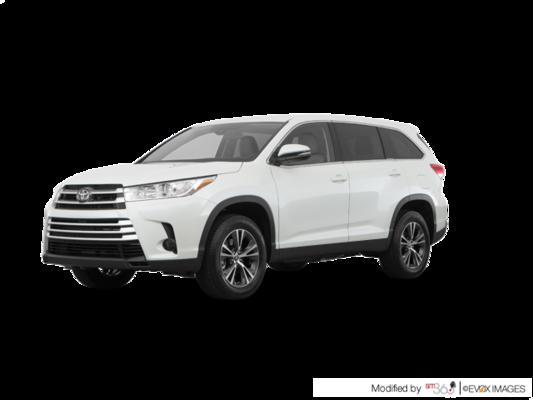 2019 Toyota Highlander -