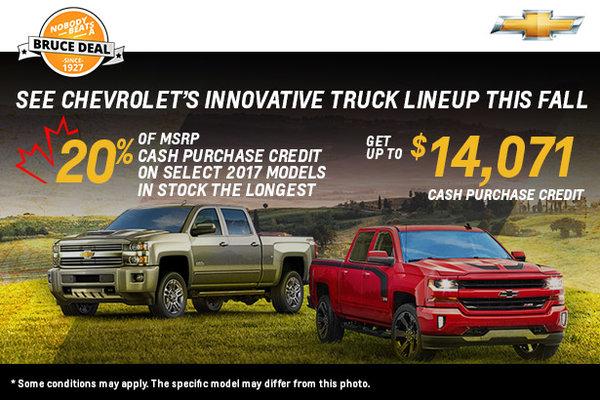 Chevrolet Truck Nation - Fall