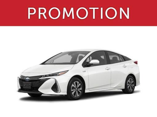 Toyota Prius Prime Neuf en Promotion à Montréal