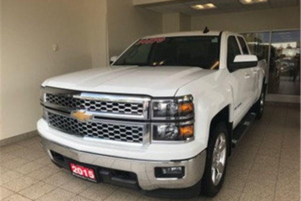 2015 Chevrolet Silverado LT EXT CAB