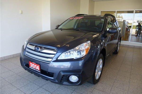 2014 Subaru Outback R