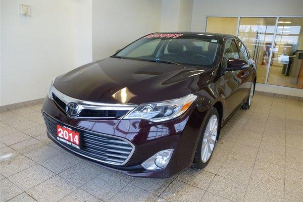 2014 Toyota Avalon LTD Premium
