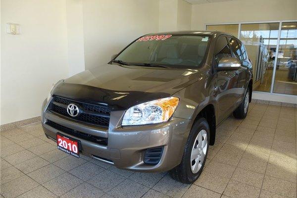 2010 Toyota RAV4 LE