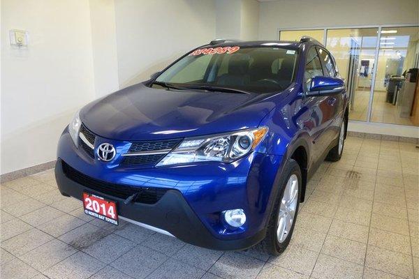 2014 Toyota RAV4 LTD