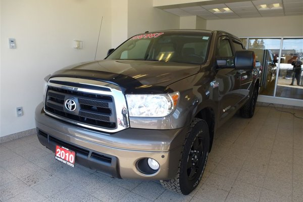 2010 Toyota Tundra TRD CREWMAX - LOW KMS