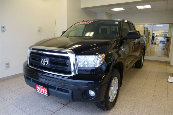 2012 Toyota Tundra TRD DBL CAB