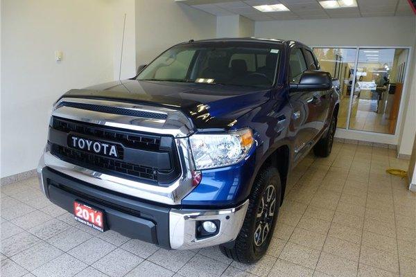 2014 Toyota Tundra TRD DBL CAB 4X4
