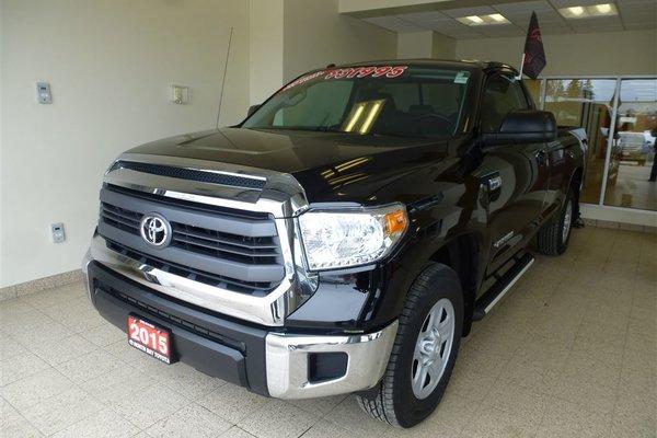 2015 Toyota Tundra LONG BOX REG CAB 4X4