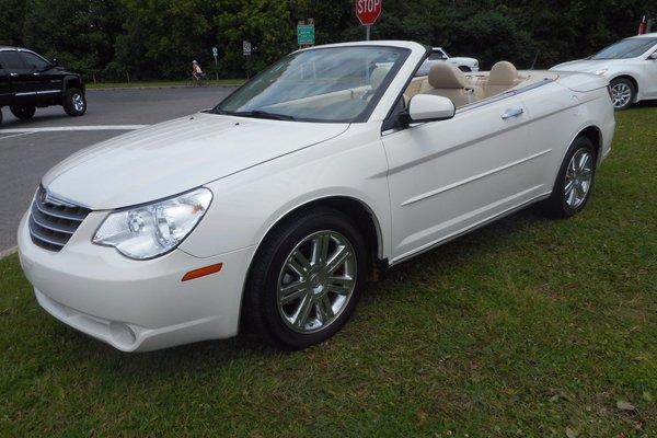 Image result for What,s New For 2008 Chrysler Sebring Convertible,
