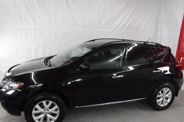 2012 Nissan Murano S AWD