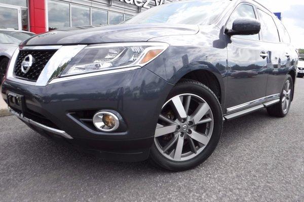 2013 Nissan Pathfinder PLATINUM**DVD**GPS**MAG 19P**CUIR