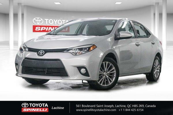 2014 Toyota Corolla GROUPE COMMODITE TOIT + MAGS