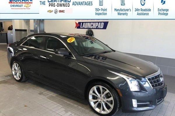2014 Cadillac ATS 3.6 Performance  - $194.44 B/W