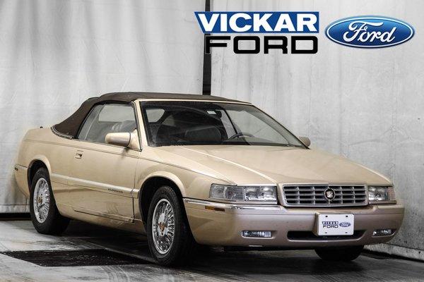 1995 Cadillac Eldorado 2Dr Touring CPE