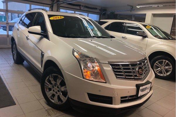 2014 Cadillac SRX Luxury LOADED *LOCAL TRADE* *MINT*