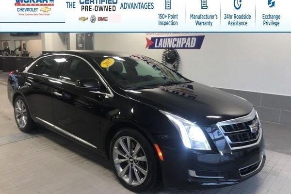 2017 Cadillac XTS LEATHER INTERIOR, BOSE AUDIO, BLUETOOTH !!!   - $184.37 B/W