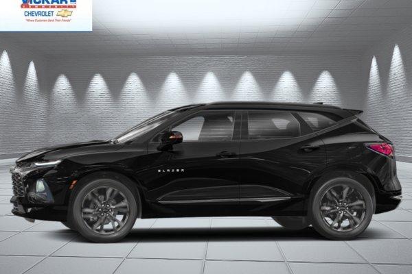New 2019 Chevrolet Blazer Rs Black For Sale 55875 0 Kt7968