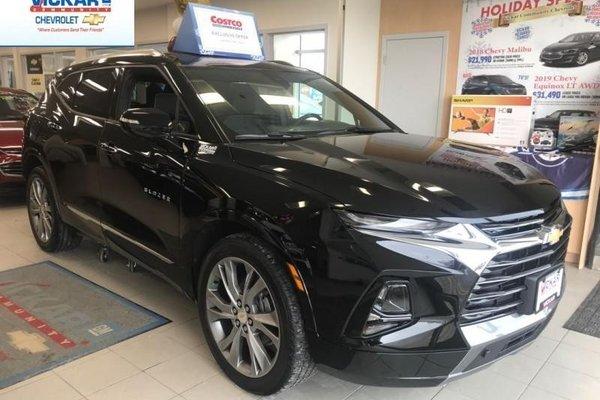 New 2019 Chevrolet Blazer Premier - $362.58 B/W Black for ...