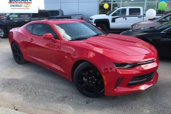 2018 Chevrolet Camaro LT  - $258.26 B/W