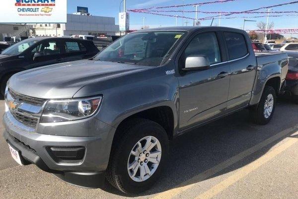 2018 Chevrolet Colorado LT  - Bluetooth -  MyLink - $239.96 B/W
