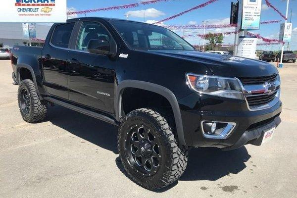 2018 Chevrolet Colorado LT  Custom - LIFTED! - $294b/w