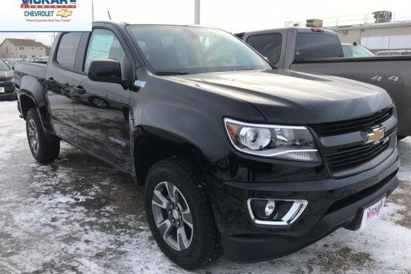 2018 Chevrolet Colorado Z71  - Bluetooth -  Heated Seats - $243.65 B/W