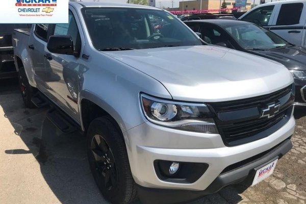 2018 Chevrolet Colorado LT  - Bluetooth -  MyLink - $276.77 B/W