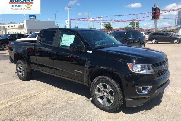 2018 Chevrolet Colorado Z71  - Bluetooth -  Heated Seats - $247.24 B/W