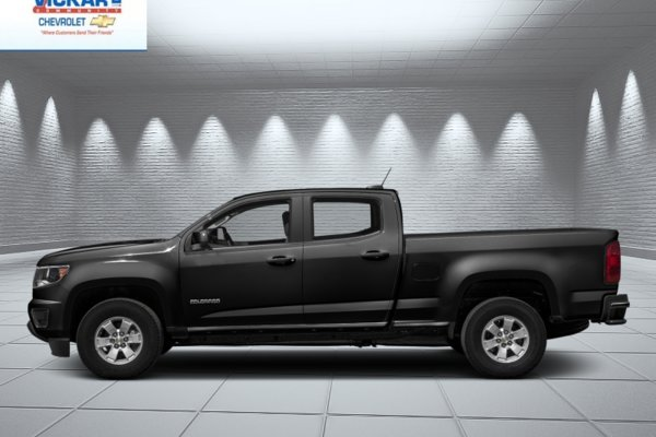 2018 Chevrolet Colorado Work Truck  -  Towing Package - $208.47 B/W