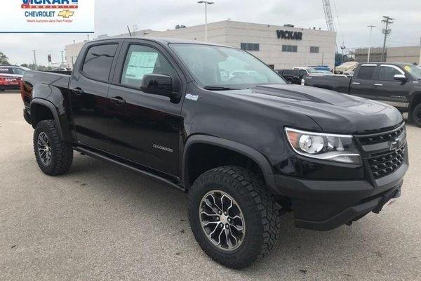 2018 Chevrolet Colorado ZR2  - $285.75 B/W