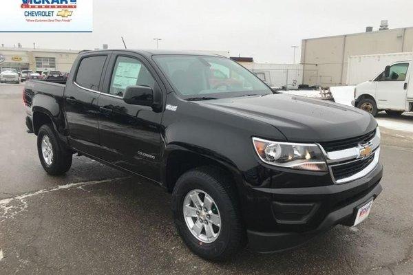 2019 Chevrolet Colorado WT  - $228.10 B/W
