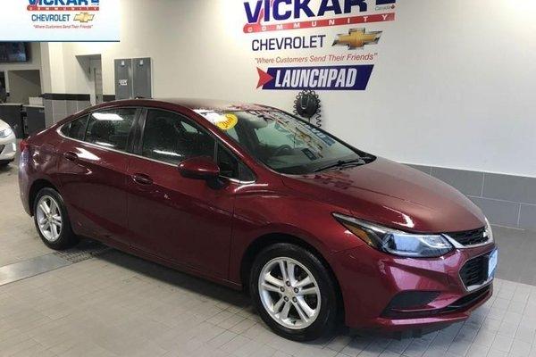 2016 Chevrolet Cruze LT  - $129.07 B/W