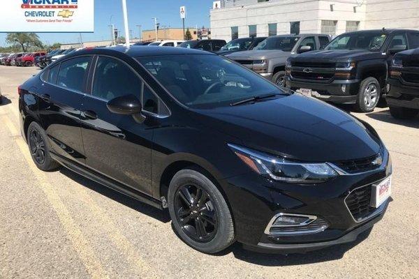 2018 Chevrolet Cruze LT  - $187.90 B/W
