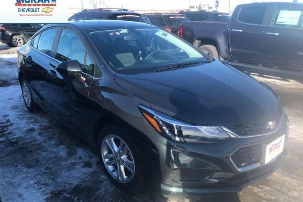 2018 Chevrolet Cruze LT  - Bluetooth -  Heated Seats - $182.90 B/W