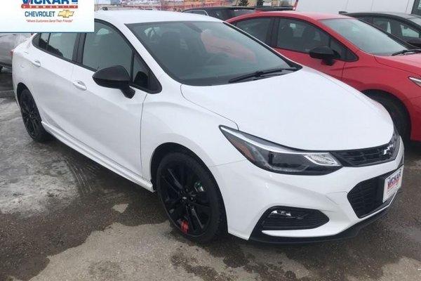 2018 Chevrolet Cruze LT  - Bluetooth -  Heated Seats - $173.69 B/W