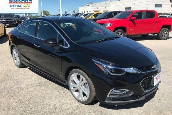 2018 Chevrolet Cruze Premier  - $200.61 B/W