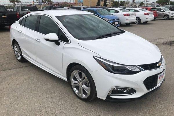 2018 Chevrolet Cruze Premier  - $166.51 B/W