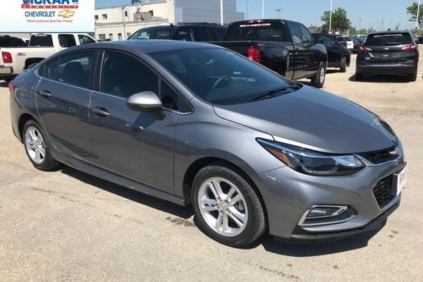 2018 Chevrolet Cruze LT  - $171.39 B/W