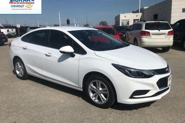 2018 Chevrolet Cruze LT  - $148.33 B/W