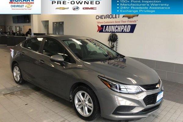 2018 Chevrolet Cruze LT  - $140.65 B/W - Low Mileage