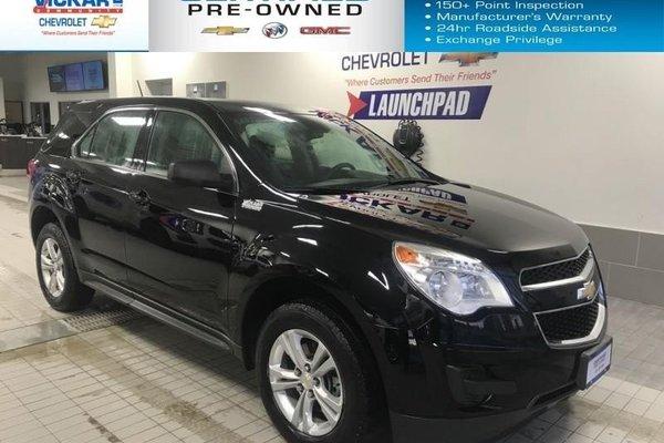 2015 Chevrolet Equinox LS  FWD, BLUETOOTH, 2.4L FUEL EFFICIENT  - $136.68 B/W