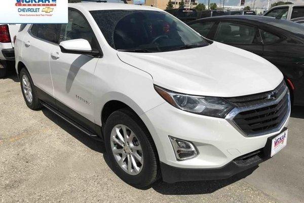 2018 Chevrolet Equinox LT  - Bluetooth -  Heated Seats - $204.69 B/W